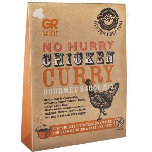 Gordon Rhodes Chicken Curry Sauce Mix