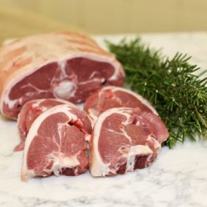 Middle Loin Lamb Chops, Lamb Chops, Loin Chops