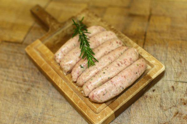 Leek Sausages