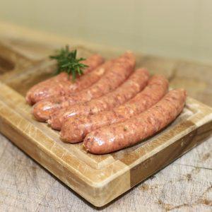 Tomato Sausages