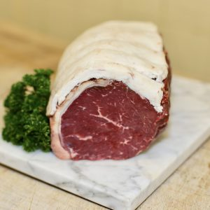 top side beef joint, top side grass fed beef, locally sourced beef joints, Russell's Butchers