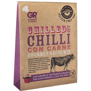Gordon Rhodes Chilli Con Carne Sauce Mix
