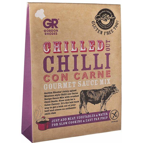Gordon Rhodes Chilli Con Carne Sauce Mix