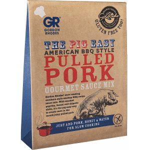 Gordon Rhodes Gourmet Mix American BBQ Style Pulled Pork