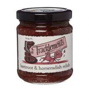 Beetroot and Horseradish Relish